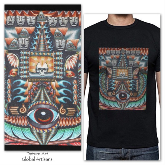 Datura Art Global Artisans Tshirt